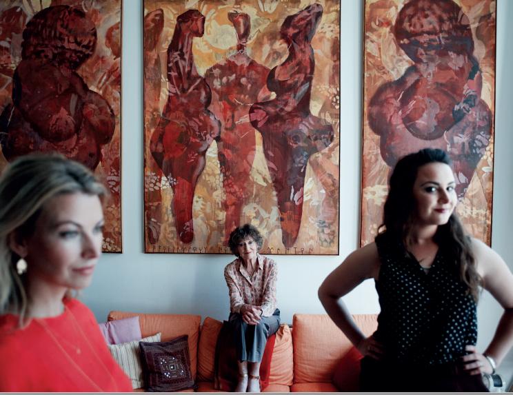 Citaten Uit Interviews : Drie generaties feministes over feminisme hedy d