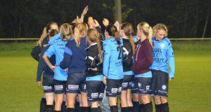 voetbal vrouwen
